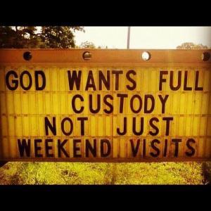 full custody