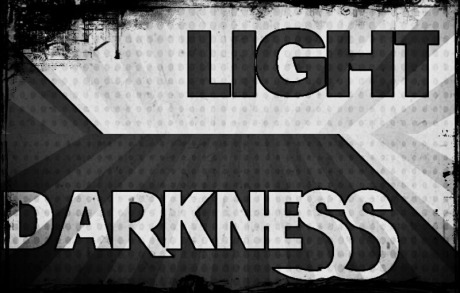 light vs darkness