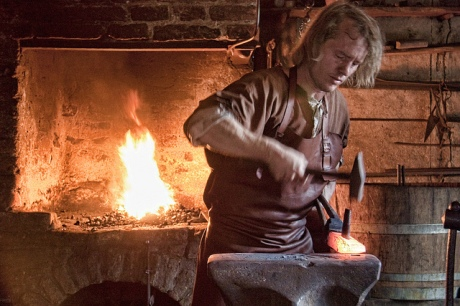 medieval-blacksmith
